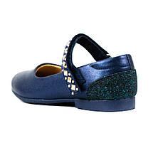 Туфлі дитячі Сказка синій 15974 (25), фото 2