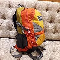 Женский рюкзак Onepolar 1590 Orange стильный молодежный 20 литров
