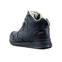 Ботинки зимние мужские Restime PMZ18148 синие (42), фото 2