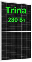 Солнечная панель 280Вт TSМ-280 PE05H 5ВB Нalf Сell Trina Solar, фото 1