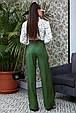 Красивая женская блуза 1328.4024 белый (M-2XL), фото 4