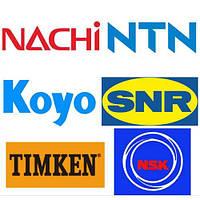 Підшипники KOYO, NACHI, NTN, NSK, SNR