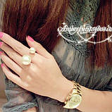 Кольцо Шанель Две Жемчужины, фото 2