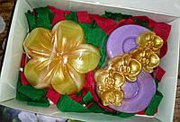 Мило ручної роботи Подарунковий набір, фото 1