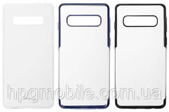 Чехол для Samsung Galaxy S10 G973 (2019) - Baseus, бесцветный, прозрачный, силикон