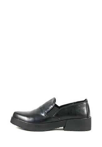 Туфли женские Elmira L5-136T черные (36), фото 2