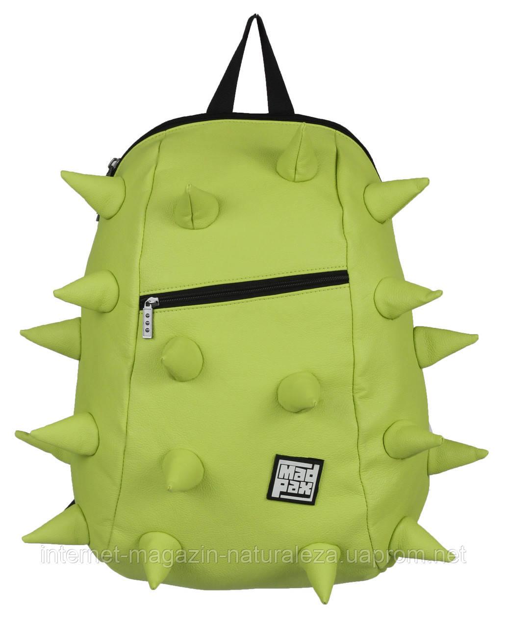 Рюкзак Madpax Rex VE Full цвет Front Zipper Lime