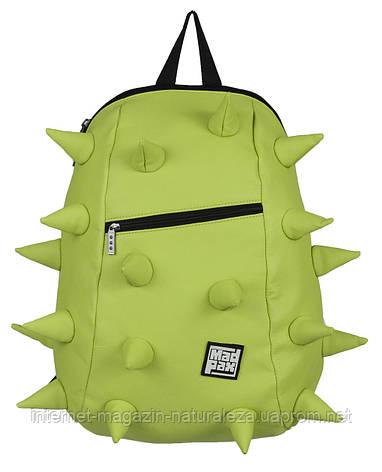 Рюкзак Madpax Rex VE Full цвет Front Zipper Lime, фото 2