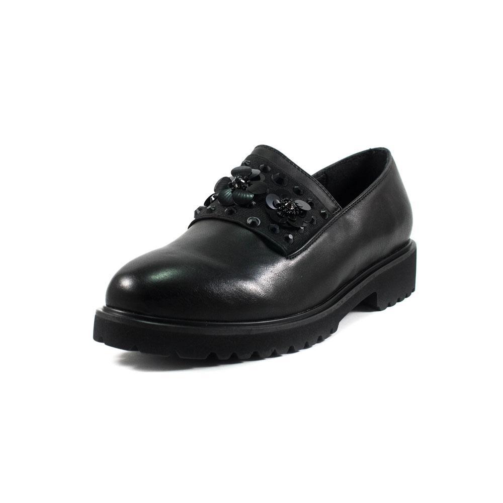 Туфли женские Fabio Monelli K537-X54A черные (36)