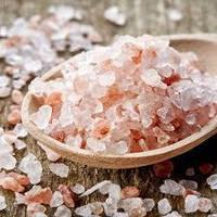 Розовая гималайская соль (крупная) 250 г