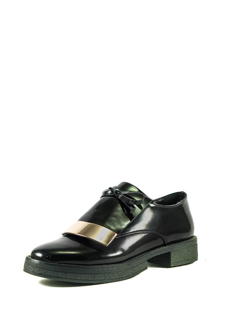 Туфли женские Elmira I5-160T черные (36)