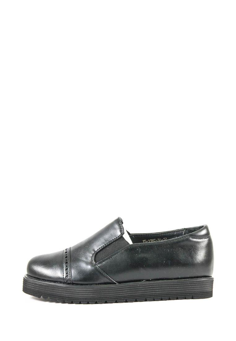 Туфли женские Elmira I5-138T черные (39)