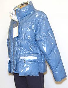Куртка коротка яскрава (M-XXL)