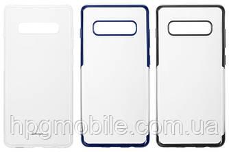 Чехол для Samsung Galaxy S10 Plus G975 (2019) - Baseus, бесцветный, прозрачный, силикон