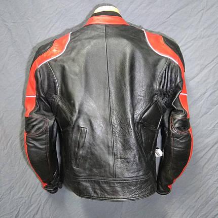 Мотокуртка POLO б/у кожа, фото 2