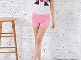Летние джинсовые шорты (разные цвета В НАЛИЧИИ), фото 3