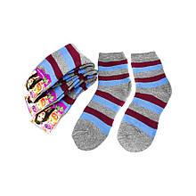 Шкарпетки жіночі BFL HB-15-3 смужка мульти 37-41