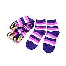 Шкарпетки жіночі BFL HB-15-2 смужка мульти 37-41