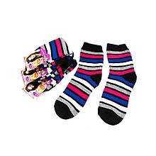 Шкарпетки жіночі BFL HB-14-5 смужка мульти 37-41