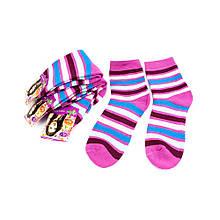 Шкарпетки жіночі BFL HB-14-4 смужка мульти 37-41
