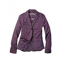 Пиджак Eddie Bauer Womens Legend Wash Jacket DEEP WISTERIA 36 Фиолетовый 7374DPWS-36, КОД: 1212682