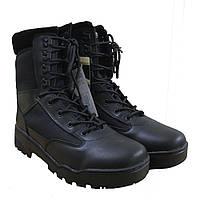 Ботинки MIL-TEC TACTICAL STIEFEL 41 Черный 12821000-41, КОД: 241261