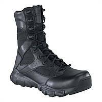 Ботинки Reebok Dauntless 8 Inch Army Boots Black 45 Black RB8826-45, КОД: 1236463