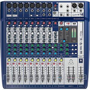 Микшерный пульт Soundcraft Signature 12, фото 2