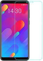 Защитное стекло TOTO Hardness Tempered Glass 0.33mm 2.5D 9H Meizu V8 Pro 77027, КОД: 1172921