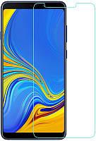 Защитное стекло TOTO Hardness Tempered Glass 0.33mm 2.5D 9H Samsung Galaxy A9 2018 Прозрачное 779, КОД: 1172999