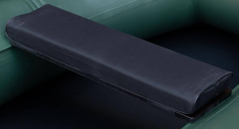 Сиденье мягкое 650*200*50 мм с кедром №2 Aqua-Storm, фото 2