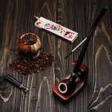 Подарочный курительный набор - Churchwarden курительная трубка KAF219 с подставкой в наборе, фото 3