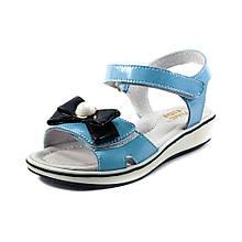 Босоніжки дитячі Foletti Kids синій 10768 (27)