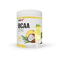 Аминокислоты MST Nutrition BCAA ZERO Пина Колада 540 грамм (90 порций) Без сахара Аминокислоты в порошке 
