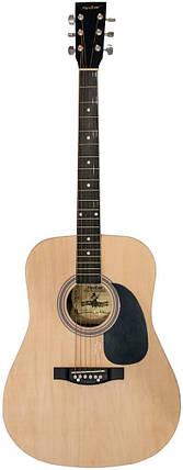 Акустическая гитара Maxtone WGC4010 NAT, фото 2
