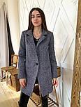 Женское пальто из твида (р-ры 42-46), фото 7