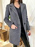 Женское пальто из твида (р-ры 42-46), фото 10