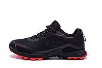 Мужские кожаные кроссовки Reebok Waterproof Red (реплика), фото 1