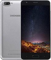Смартфон Doogee X20 1 16 Silver 55274, КОД: 1355252