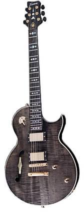 Полуакустическая гитара Framus AK1974 CUSTOM (BLK), фото 2