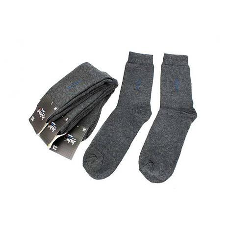 Носки мужские Jujube F122 серые 41-47, фото 2
