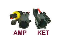 Переходник с китайского на корейский (KET) коннектор лампы