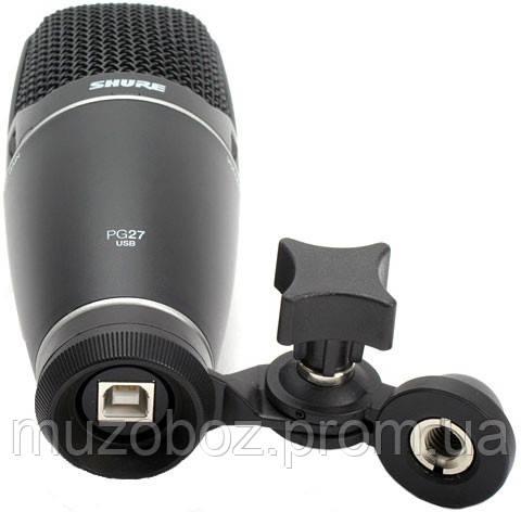 Микрофон Shure PG27USB