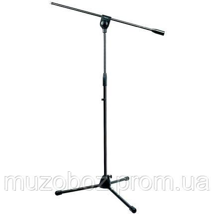 Микрофонная стойка Proel PRO 100 BK, фото 2
