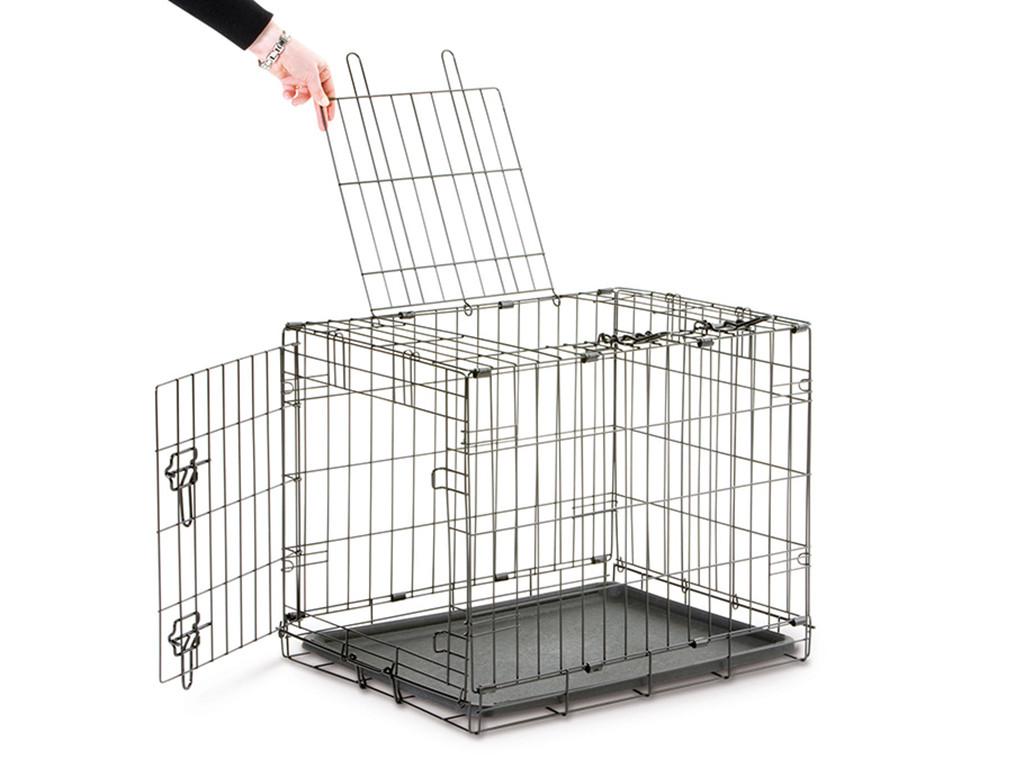 Клетка Savic Dog Cottage (Дог Ктедж) для собак 50х30х36,5 см