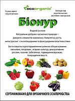 Бионур - органико-минеральный препарат для оздоровления почв и получения качественной продукции.