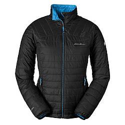Куртка Eddie Bauer Womens IgniteLite Reversible Jacket ONYX S Черный 1250OX-S, КОД: 259133