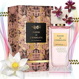 Жіноча парфумована вода. Rituals Fleurs de L Himalaya. 60мл. Виробництво-Нідерланди