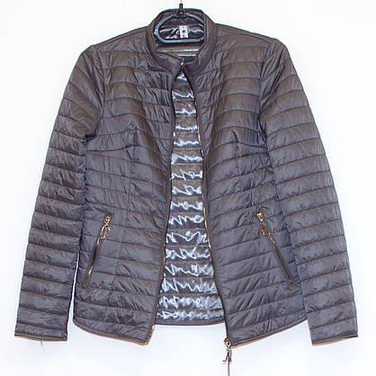 Жіноча куртка піджак весна - осінь (42-54), фото 2