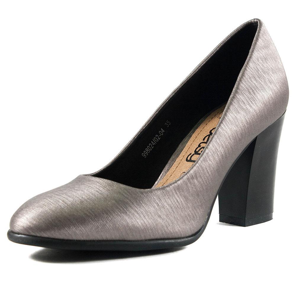 Туфли женские Betsy 998024-02-04 серебрянные (36)